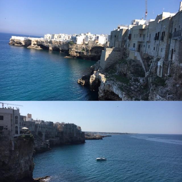 Puglia Polignano Collage 1