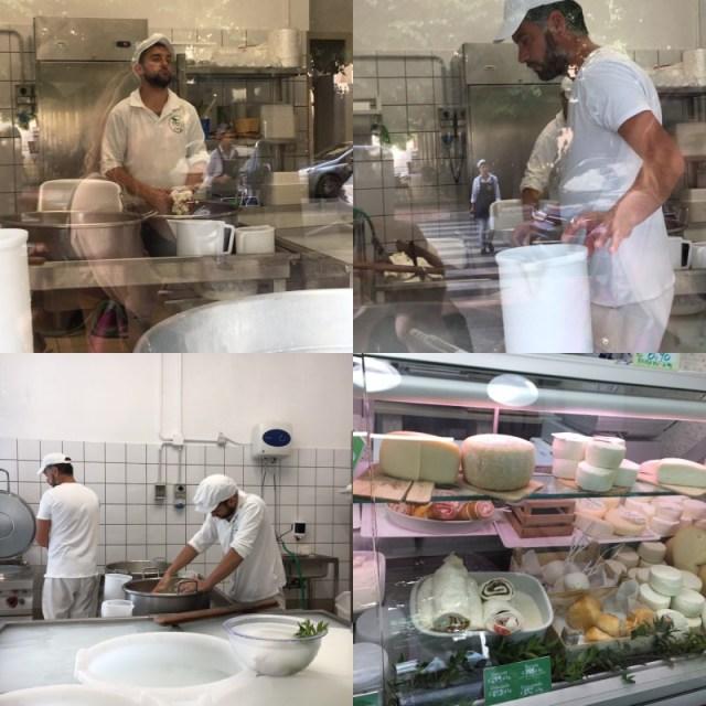 Puglia Cheese Collage 1
