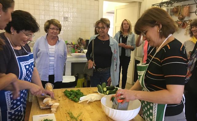 Puglia - Cooking w mammas