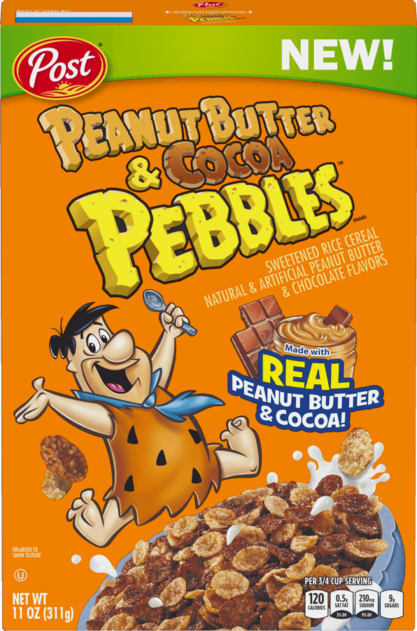 Fruity Pebbles Characters