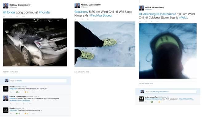 Social Media Marketing Experiment