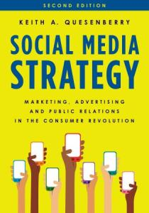 Social Media Strategy Book Text