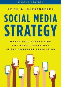 Social Media Strategy Book Text