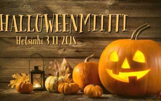 Halloweenmiitti 2018