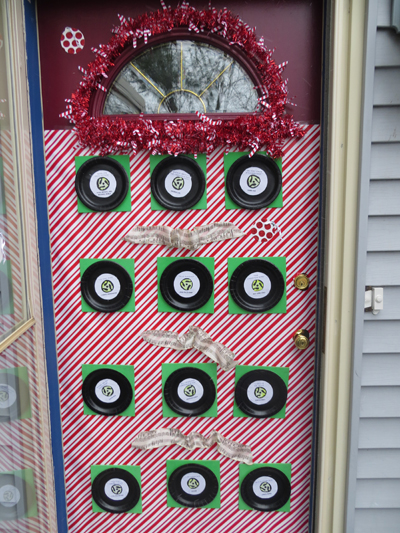 Holiday Door Decorating Contest Winners Post Eagle Newspaper