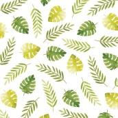 Inpakpapier Botanisch van Nouk-san