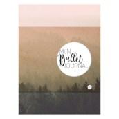 Mijn Bullet Journal Forrest van BBNC Uitgevers