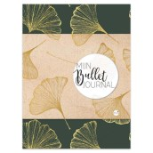 Mijn Bullet Journal Ginkgo Biloba van MUS creatief