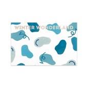 Minikaart Winter van Nouk-san