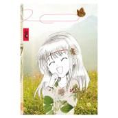Schrift Manga Natuur van Joy's (voorkant)