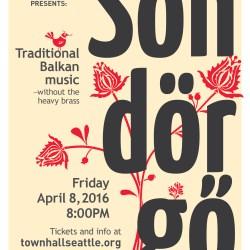 Poster a Week Free Posters Online - This Week: Sondorgo (Söndörgő), Concert Poster