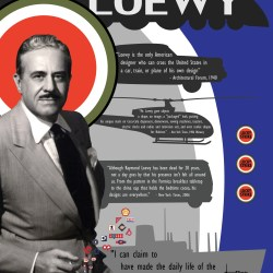 Poster a Week Free Posters Online - This Week: Raymond Loewy, Educational Poster