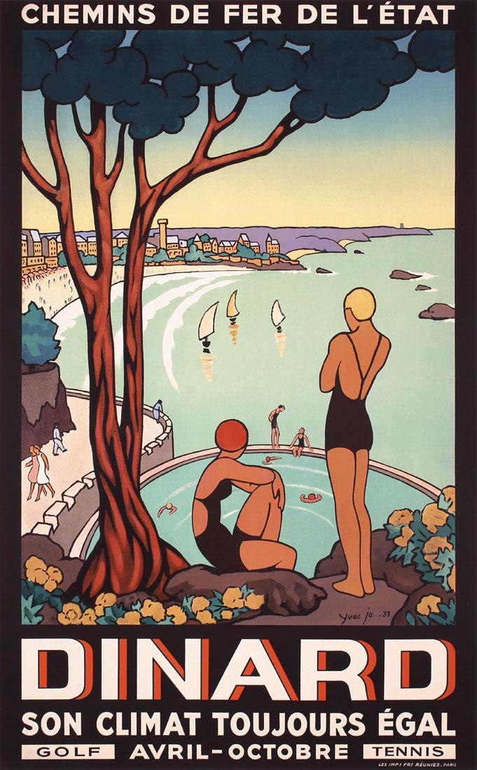 Yves Ja, 1933