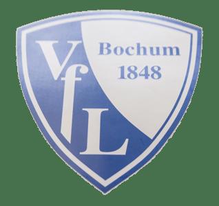 vfl bochum 1848 logoplatte