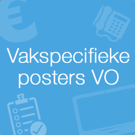 Vakspecifieke posters VO
