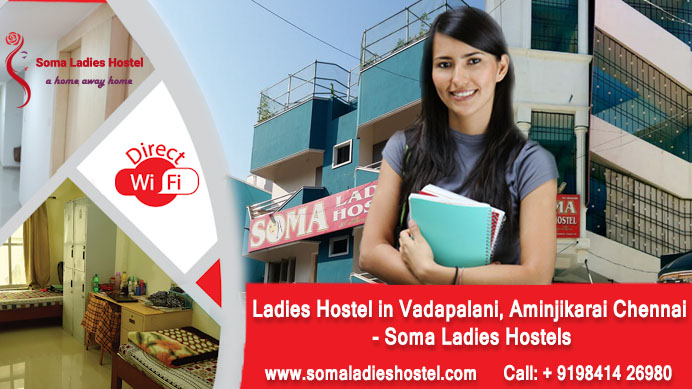 Ladies Hostels In Aminjikarai, Chennai   Paying Guest For Womens   free Classified   Free Advertising   free classified ads