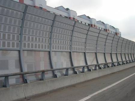Aluminum Sound Barrier Absorbing Traffic and Machine Noises | free Classified | Free Advertising | free classified ads