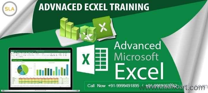 Best Advanced Excel Training in Gurgaon- SLA Consultants Gurugram | free Classified | Free Advertising | free classified ads