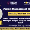 FREE Webinar on Project Management by NovelVista | free Classified | Free Advertising | free classified ads