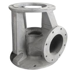 Grey Iron Pump Discharge Head Casting