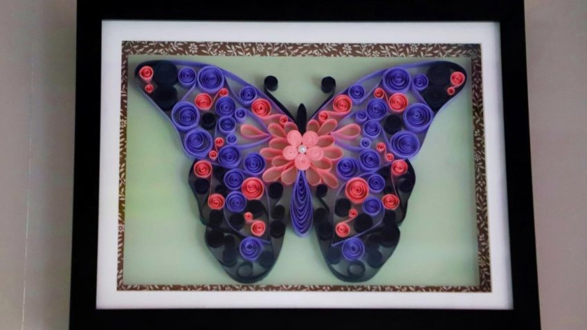 Innovative gifts for home decor Abstract Butterfly art work Aadhi Creation | free Classified | Free Advertising | free classified ads
