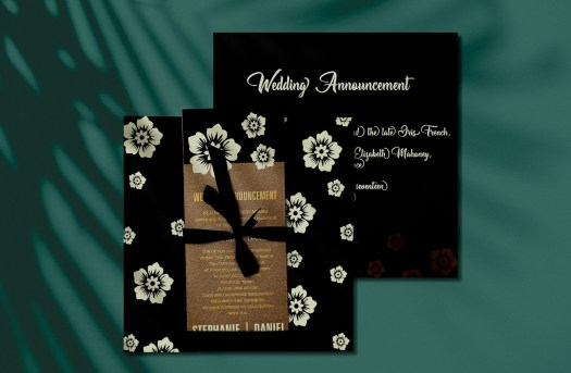 Vibrant and Beautiful Floral Wedding Invitation | free Classified | Free Advertising | free classified ads
