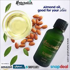Only The Natural One Naturalich Almond Oil | free Classified | Free Advertising | free classified ads