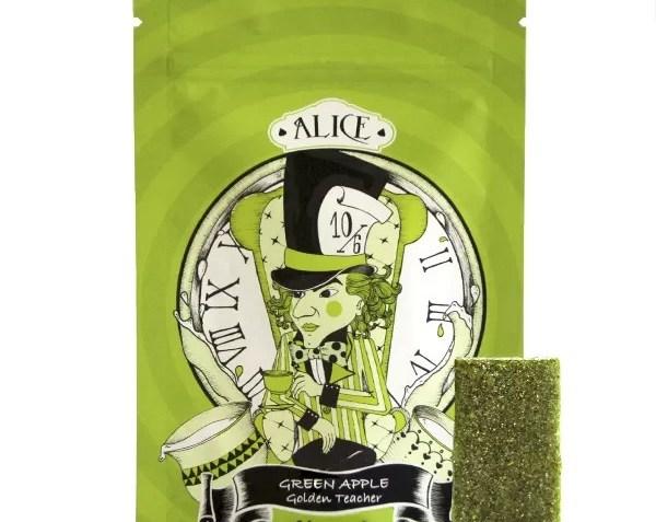 Alice – Green Apple Mushroom Gummy 1000mg | free Classified | Free Advertising | free classified ads