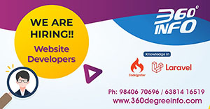 We are hiring for Web/PHP (laravel or Codeigniter) developer | free Classified | Free Advertising | free classified ads