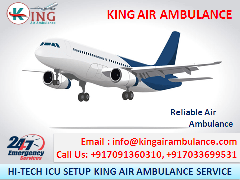 Use Outstanding Emergency Air Ambulance in Delhi-King Air | free Classified | Free Advertising | free classified ads