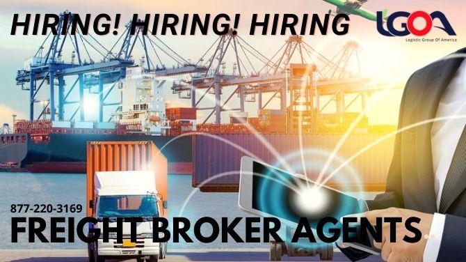 Freight Broker agents