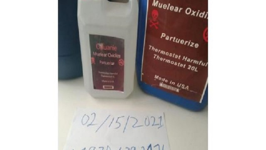CALUANIE MUELEAR OXIDIZE CHEMICAL | free Classified | Free Advertising | free classified ads
