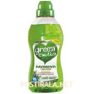 Жидкость для мытья полов Green Emotion, 750 ml