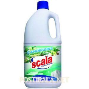 Отбеливатель SCALA Candeggina Eucalipto, 2500 ml