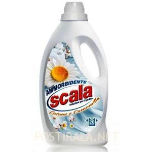 SCALA Ammorbidente Cotone e Camomilla, 1700 ml