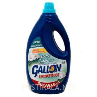 Gallon Lavatrice White Patchouli