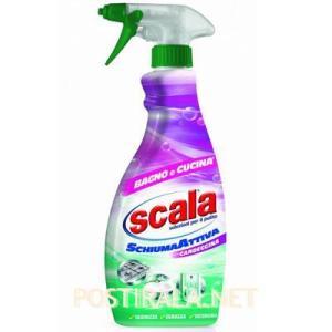 SCALA активная очищающая пена для ванной и кухни, 700мл