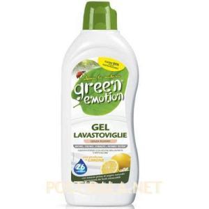 GREEN EMOTION Lavastoviglie al Limone, 650 ml