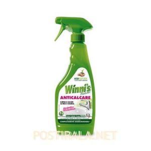 Универсальное чистящее эко средство Winni's Anticalcare trigger, 500 ml