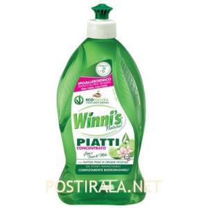 Средство для мытья посуды Winni's Piatti Lime, 500ml