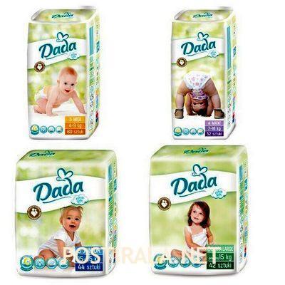 extra soft dada памперсы