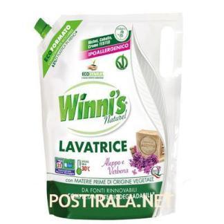winni's гель для стирки новый дизайн