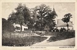 Ansichtskarte Köln-Rodenkirchen: Kapelle ca. 1900
