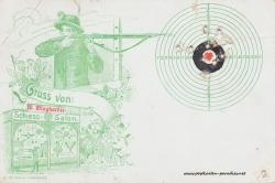 Schützenfest; Zielscheibe