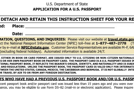 Best Free Fillable Forms Passport Form Free Fillable Forms