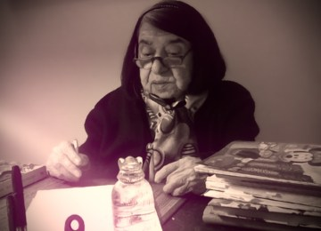 Κατερίνα Αγγελάκη-Ρουκ: Μαθαίνω να ζω χωρίς μέλλον