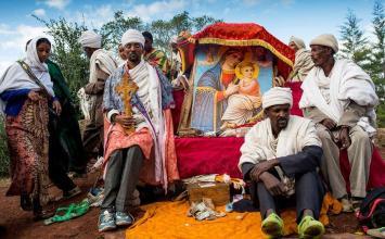 Η Χριστιανική Αιθιοπία του Πάνου Καλτσά