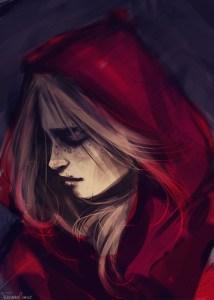 art,redridinghood,fairytale,fantasy,girl,red-182f21983dbdfeb889d72b3027231ff3_h