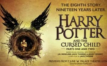 """Ο νέος Harry Potter και το """"Καταραμένο Παιδί"""""""
