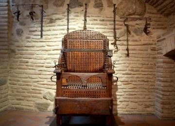 Ιερά Εξέταση και μεσαιωνικά βασανιστήρια στην καθολική Ευρώπη
